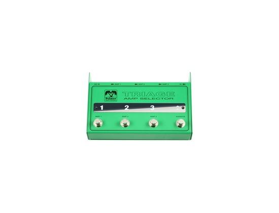 Palmer Triage Amplifier Selector
