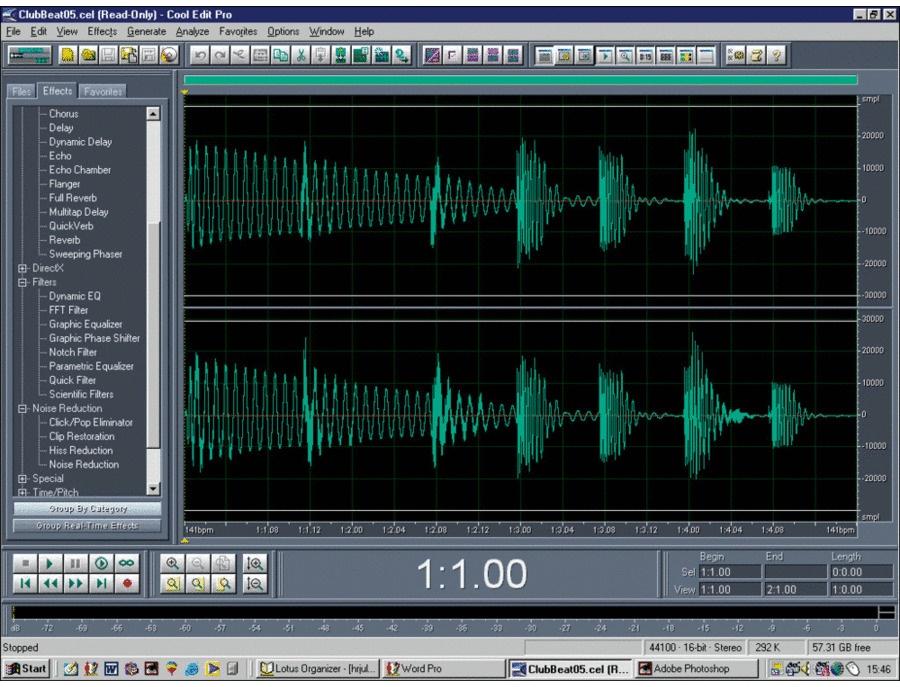 Syntrillium Cool Edit Pro
