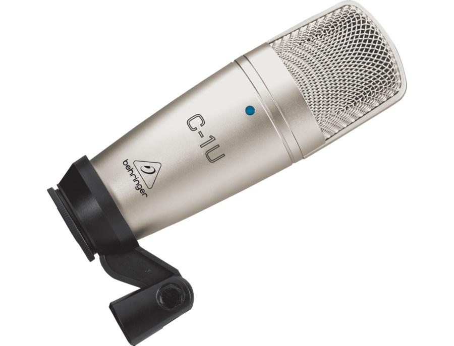Behringer C1-U Studio Condenser Microphone