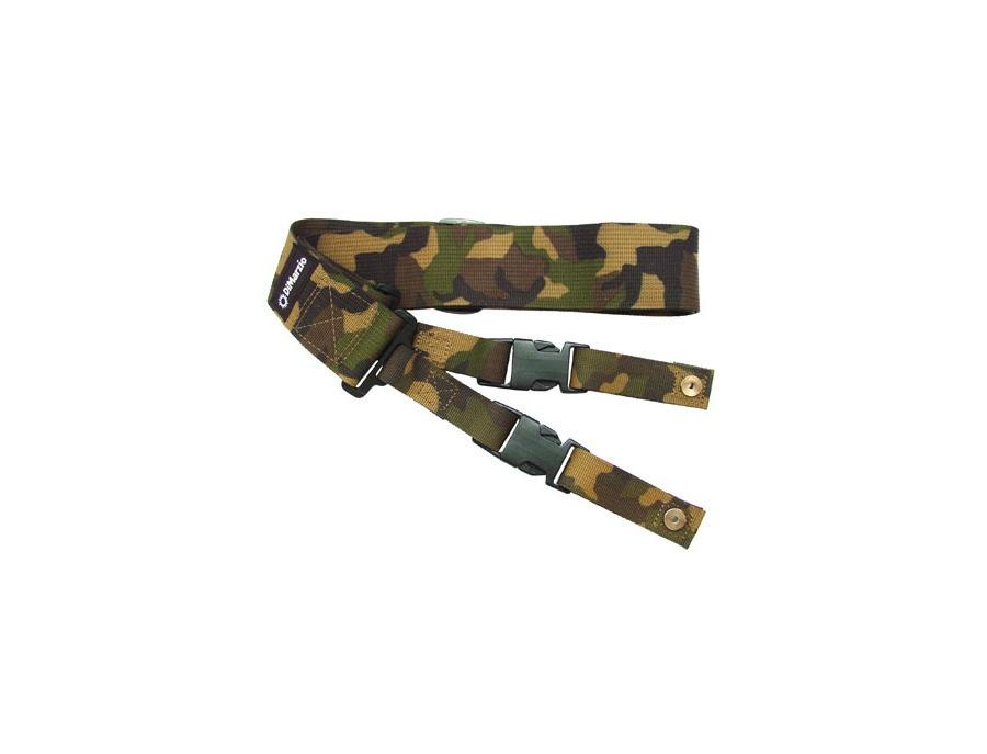 DiMarzio ClipLock Strap Camouflage