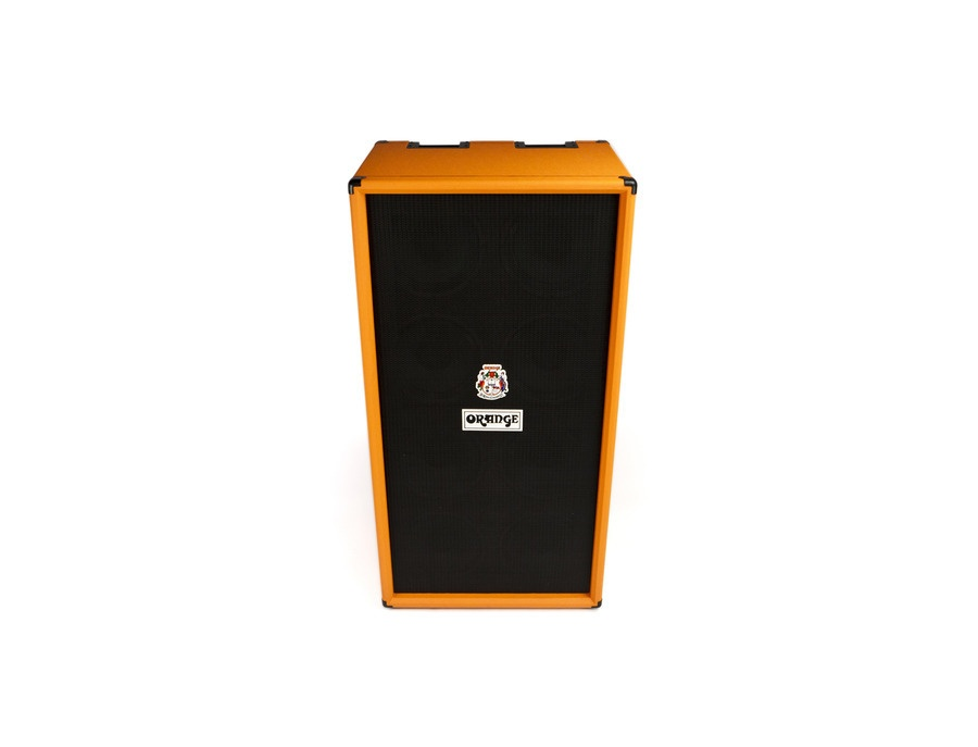 Orange obc810 8x10 1200 watt bass speaker cabinet xl