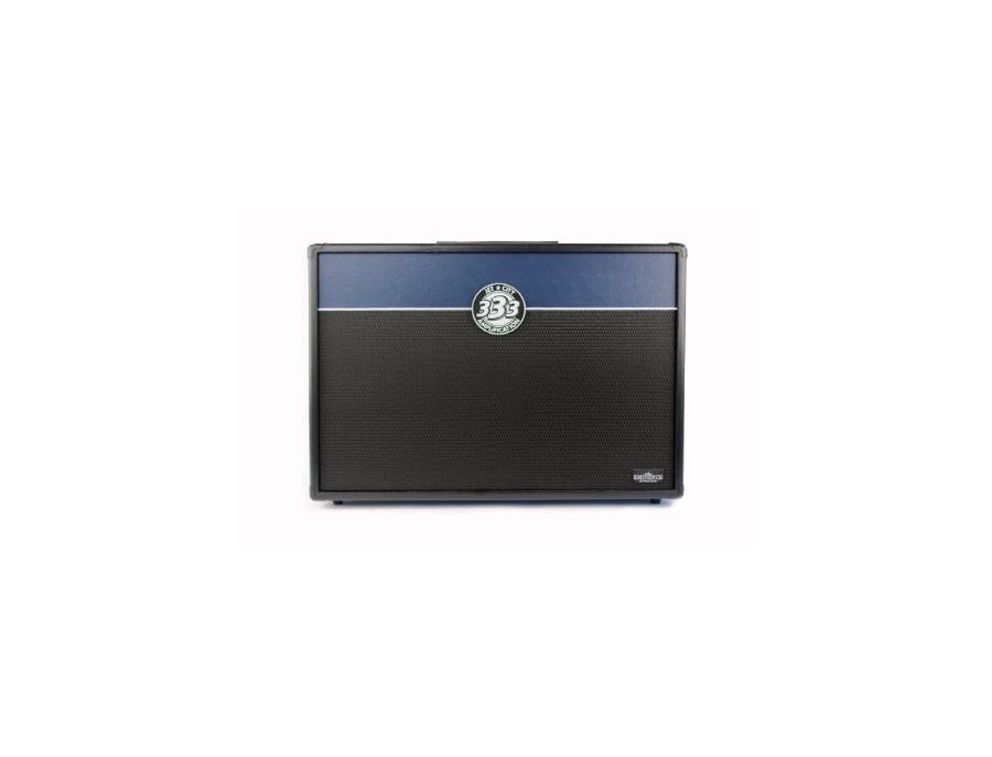 """Jet City Amplification JCA24s 2x12"""" Cabinet"""