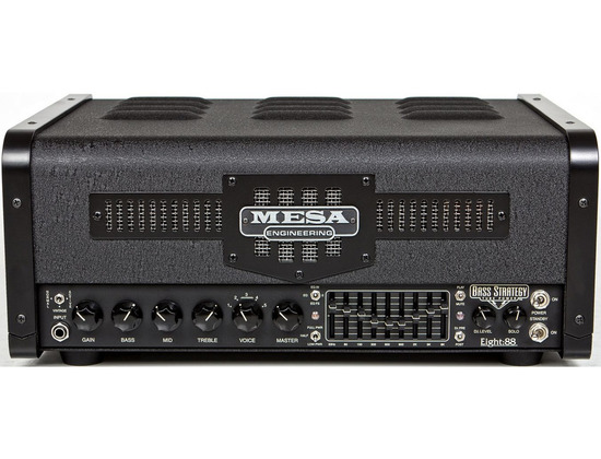 Mesa Engineering Bass Strategy