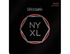 D addario nyxl nickel wound light top heavy bottom electric guitar strings 10 52 s