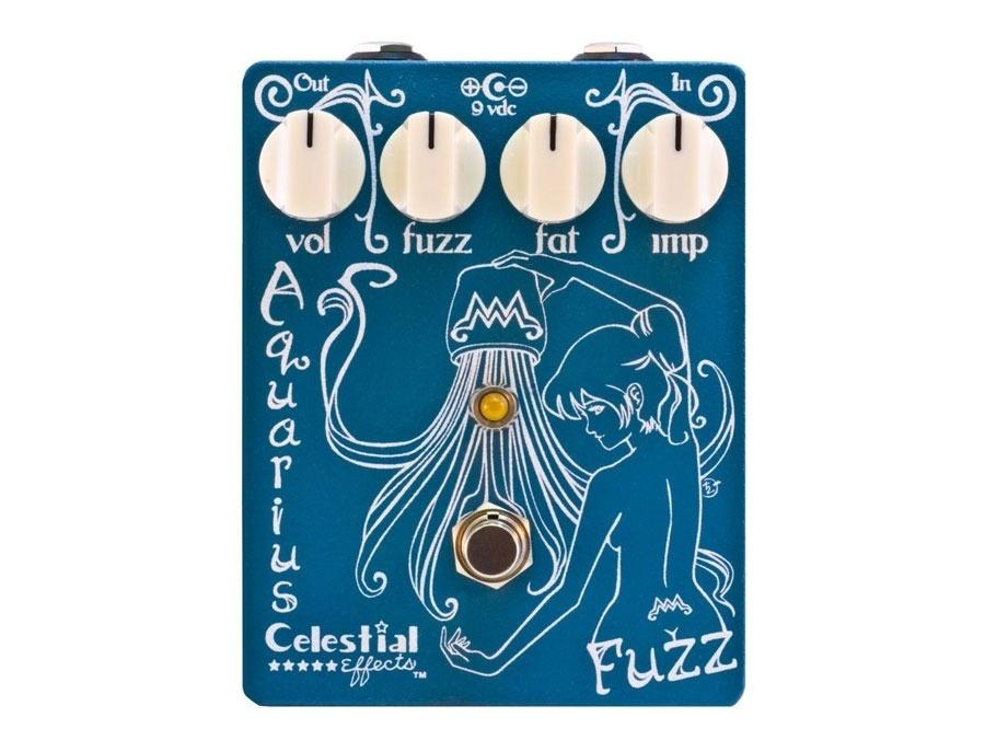 Celestial Effects Aquarius Fuzz