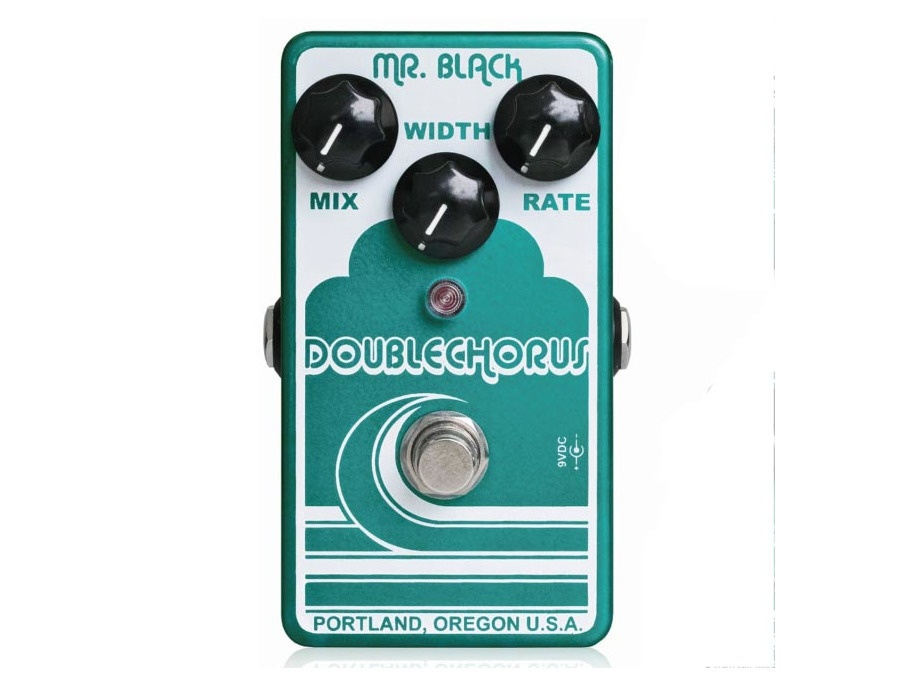 Mr.Black DoubleChorus Pedal