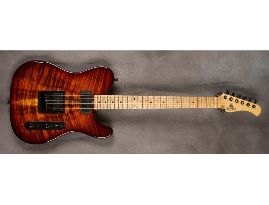 Devin Townsend's Sadowsky Custom Vintage T-Style Electric Guitar