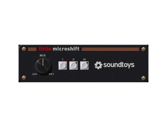 SoundToys Little MicroShift