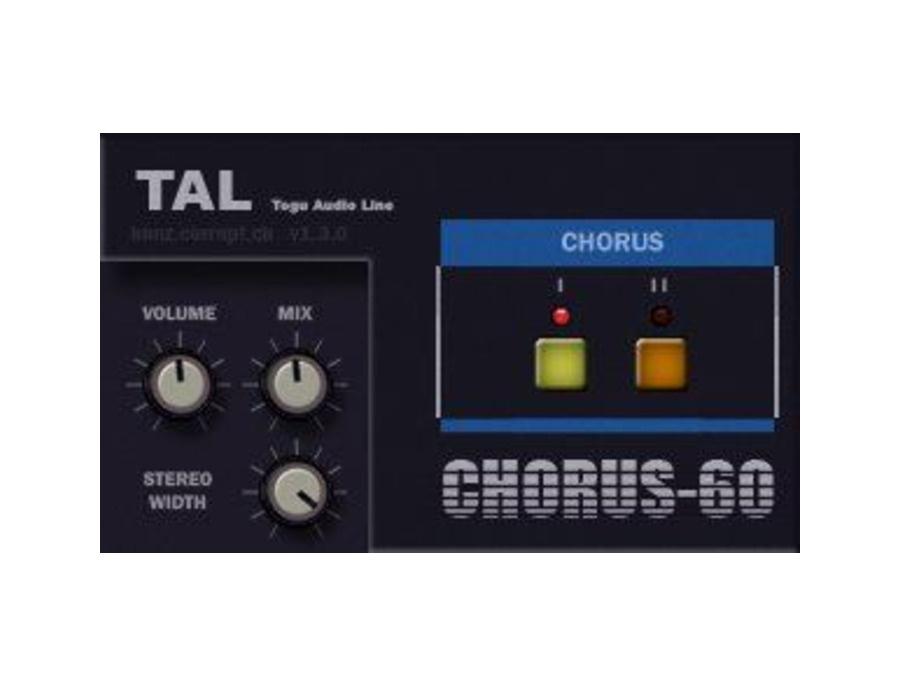 TAL-Togu Audio Line TAL-Chorus-60