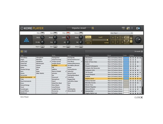 Native Instruments Kore Player