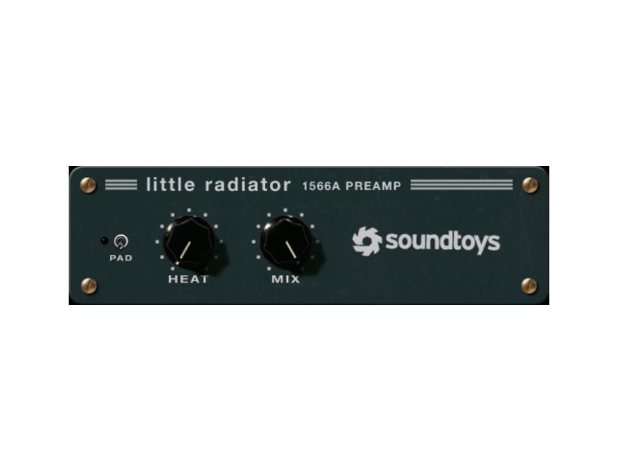 Soundtoys little radiator xl