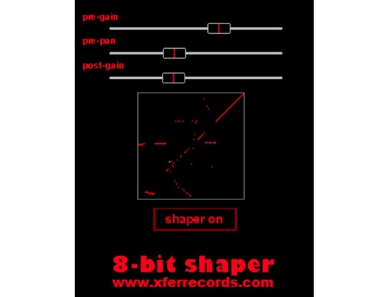Xfer Records 8-Bit Shaper