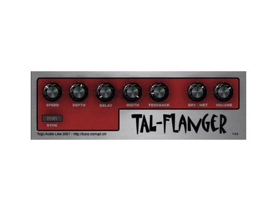 TAL-Togu Audio Line TAL-Flanger