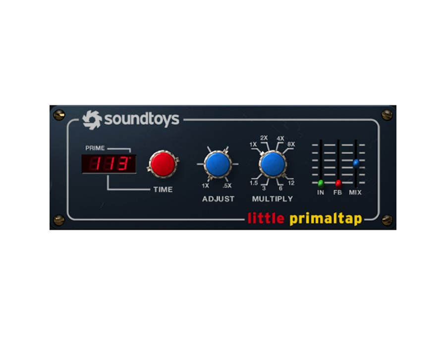 Soundtoys little primaltap xl