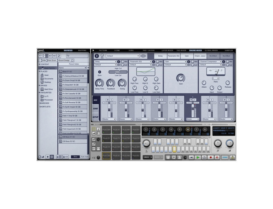 Fxpansion geist computer music edition xl