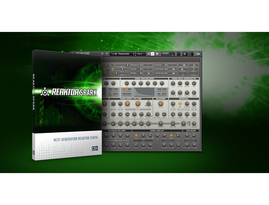 Native Instruments Reaktor Spark