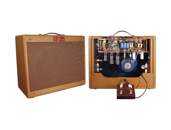 "Lazy J 20 1x12"" Combo Amplifier"