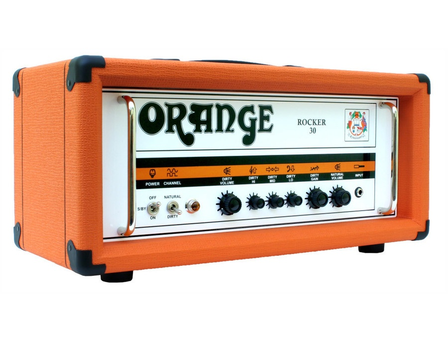 Orange Rocker 30 (Head)