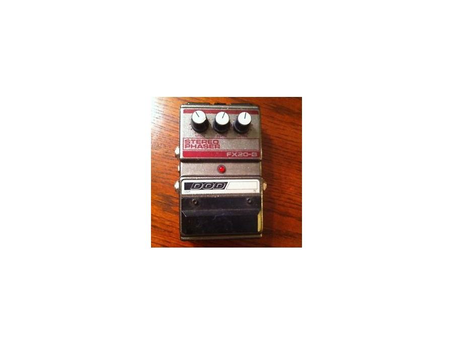DOD FX20-B Stereo Phaser