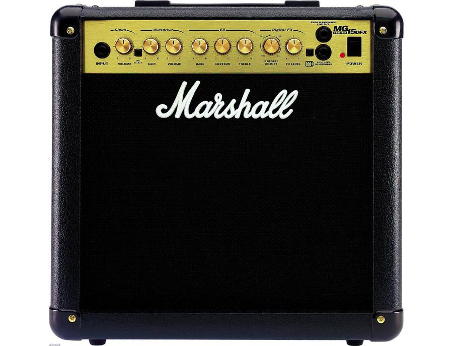 Marshall mg15dfx xl