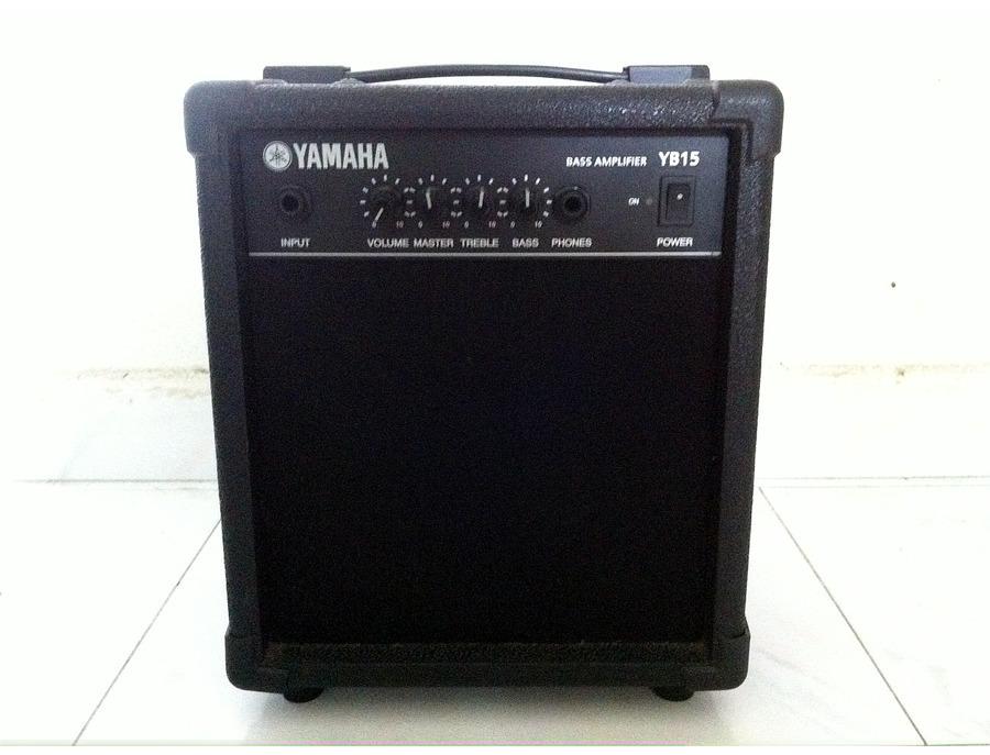 Yamaha  YB15 Bass Amp