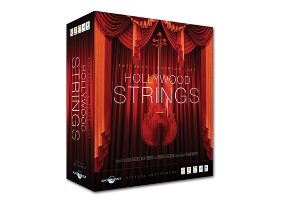 East West Quantum Leap Hollywood Strings