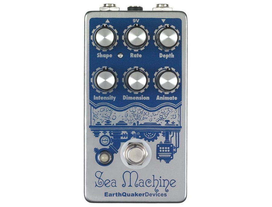 EarthQuaker Devices Sea Machine V2 Super Chorus