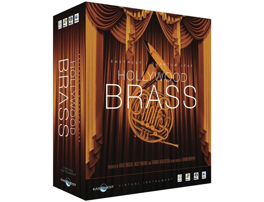 East west hollywood brass xl