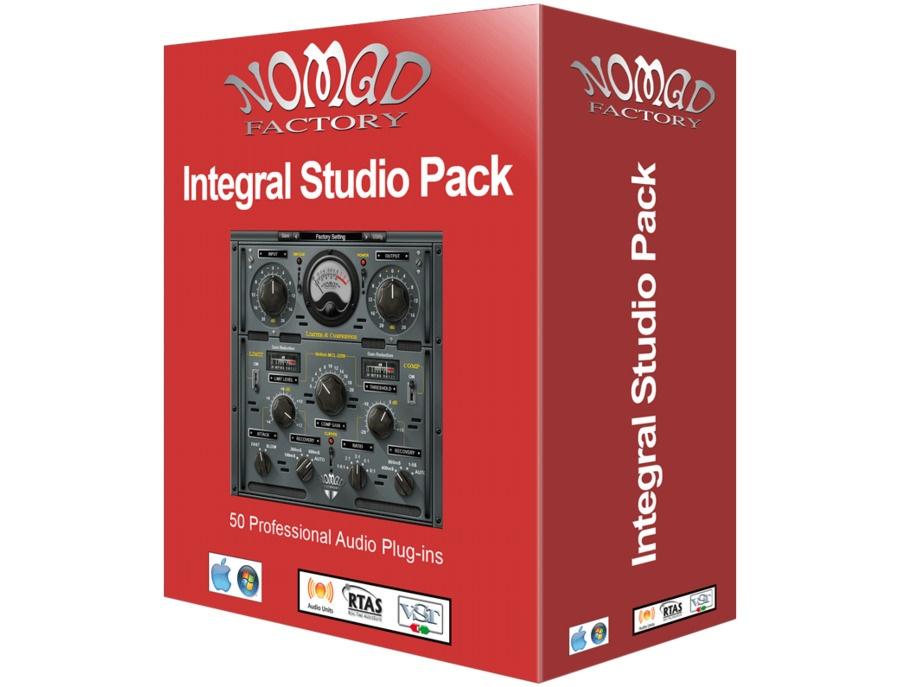 Nomad factory integral studio pack 3 xl