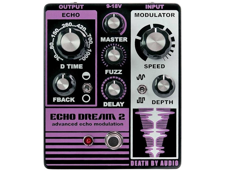 Death by audio echo dream 2 xl