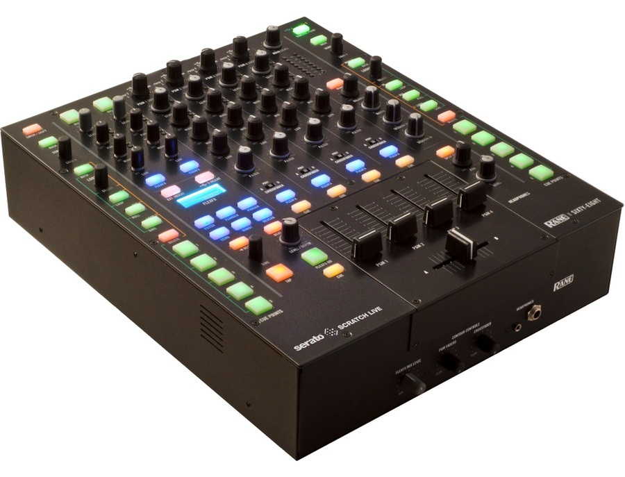 Rane Sixty-Eight Club Mixer