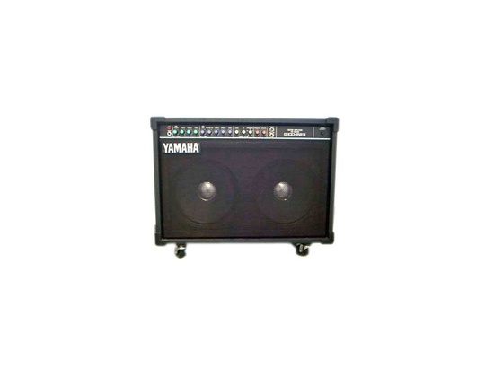 "Yamaha G100 2 x 12"" Combo Amplifier"