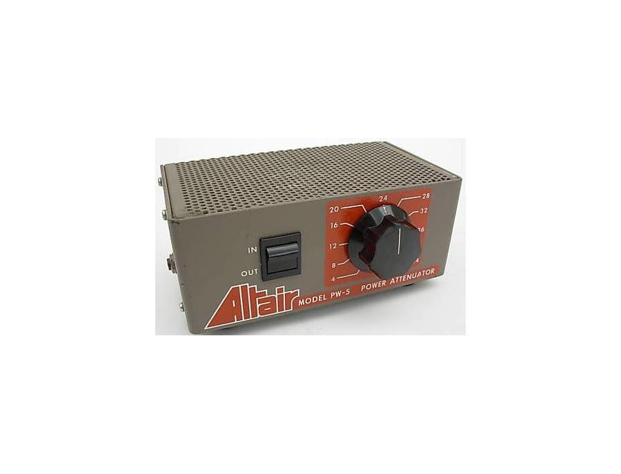 Altair pw 5 power attenuator xl