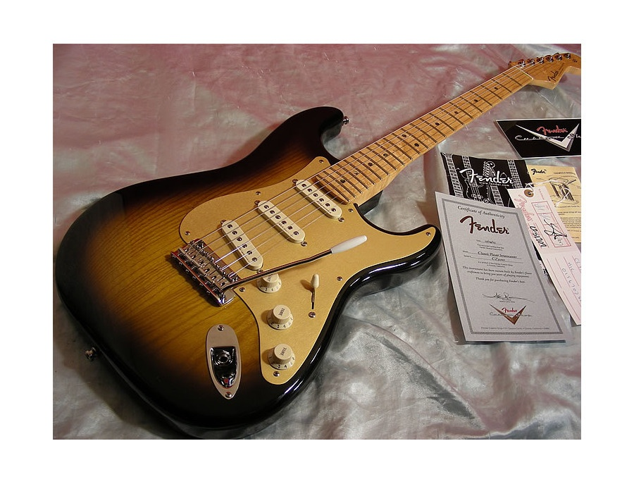 Fender Custom Shop Stratocaster Classic Player