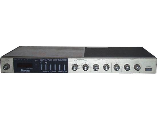 Ibanez HD1500 Harmonics/Delay Rack Mount