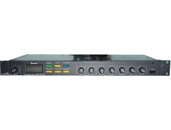 Ibanez HD1000 Harmonics/Delay