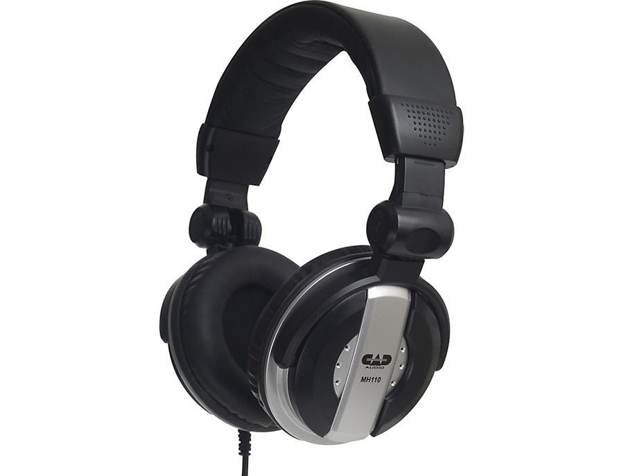 Cad mh110 studio headphones xl