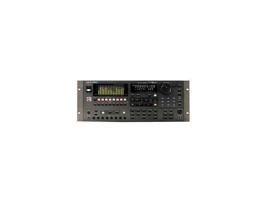 Akai dr 16 16 track hard disk recording unit xl