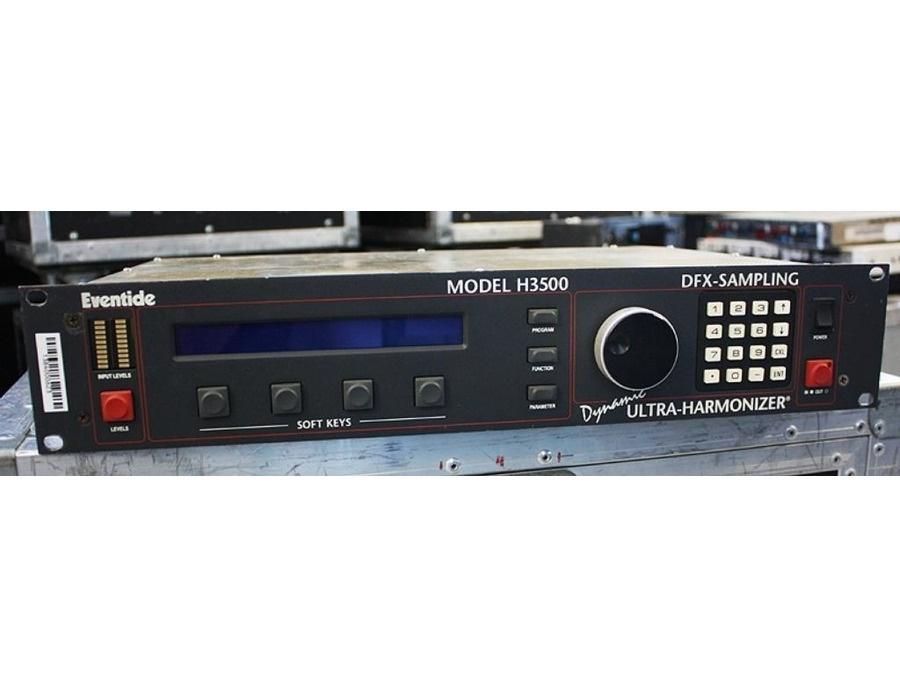Eventide h3500 ultra harmonizer xl