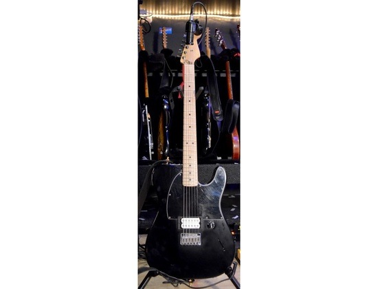 "Keith Urban's Custom Fender Jim Root Telecaster ""Camera"" Electric Guitar"