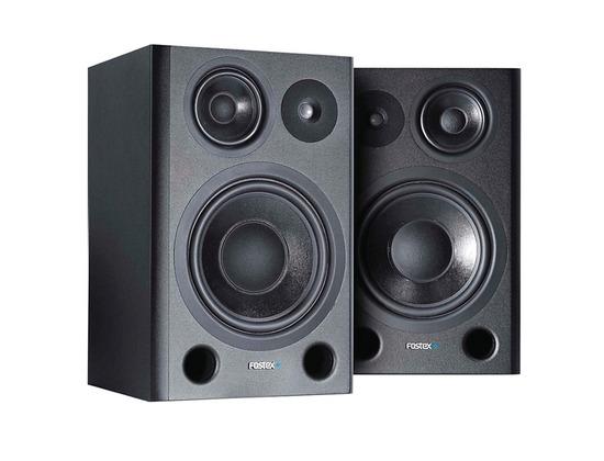 "Fostex 8"" 3-way Studio Monitor (Pair)"