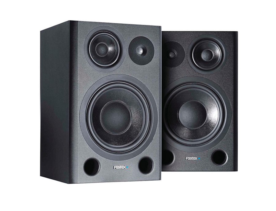 "Fostex 8"" 3-way Studio Monitor (Pair)"