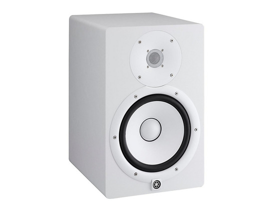 Yamaha HS8 W Powered Studio Monitor White