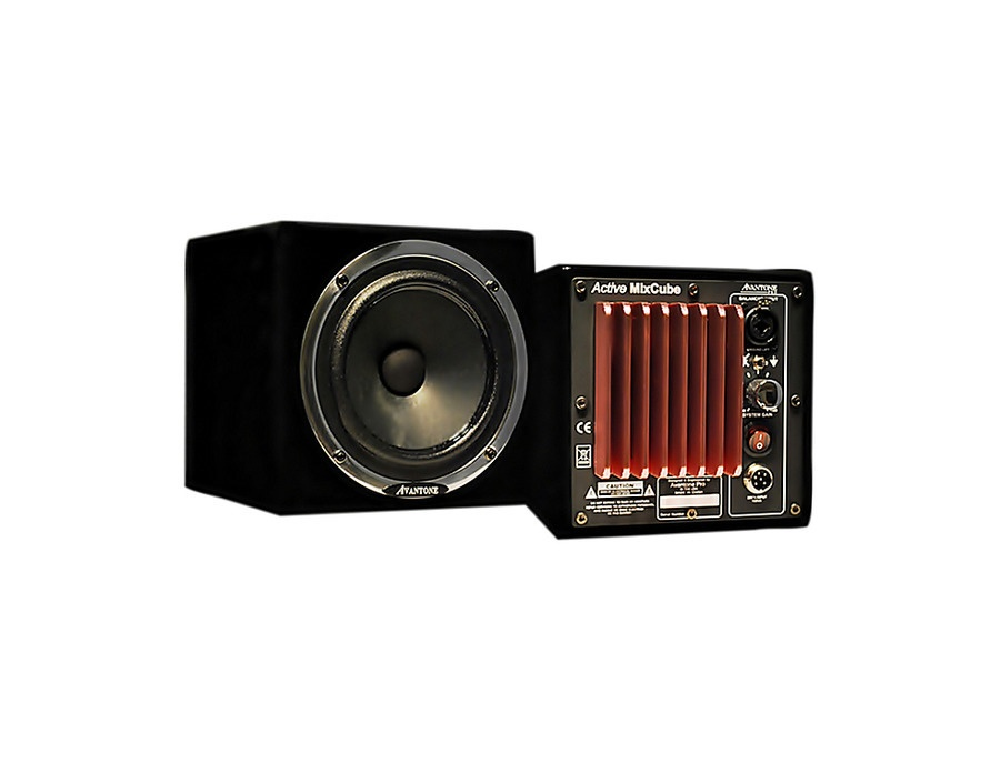 Avantone Pro Active MixCube (Pair) Black