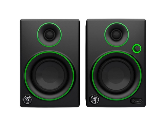 "Mackie CR3 3"" Creative Reference Multimedia Monitors - Pair"