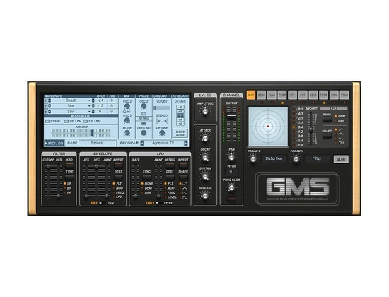 Groove Machine Synth