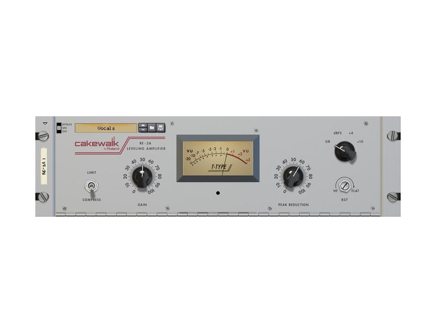 Cakewalk RE-2A Leveling Amplifier
