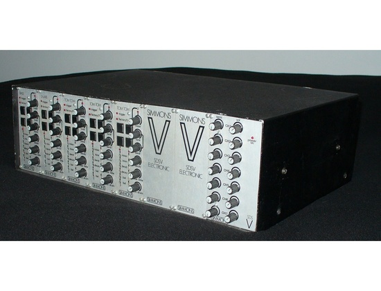 Simmons SDS-V Drum Synthesizer