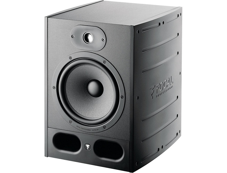 Focal alpha 80 studio monitor single xl
