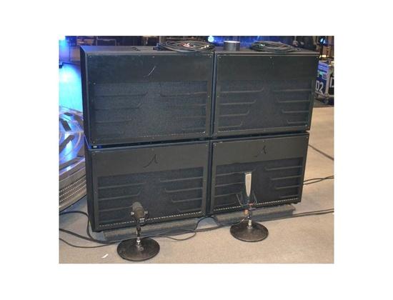 Keith Urban's Custom WhiteBox Engineering 2x12 Cabinets